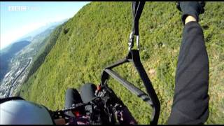 Paragliding in the name of Science (Day 161/365) - BBC 23 Degrees