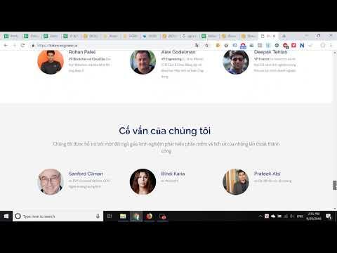 Review ICO Engineer - Roadmap & Team