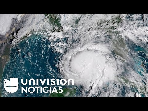 El hurac谩n Michael se intensifica en su recorrido hacia Florida