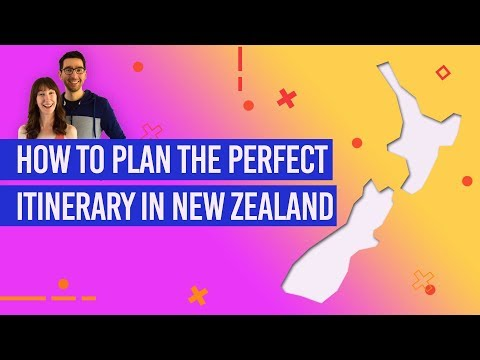 How To Plan The Best Itinerary In New Zealand - NZPocketGuide.com