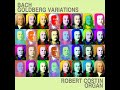 J s bach goldberg variations bwv 988 robert costin organ mp3