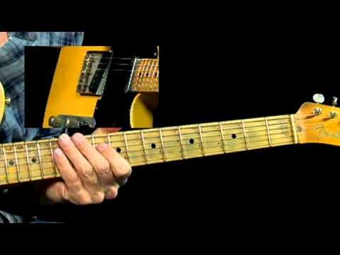 50 Rhythm & Blues Licks - #45 Sea Blues - R&B Guitar Lessons