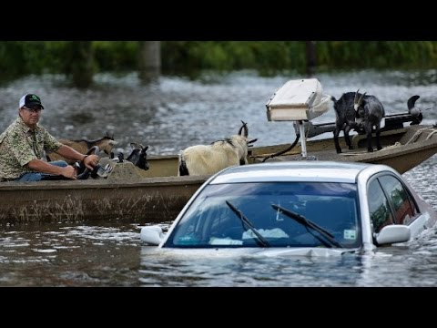 Louisiana flooding: What