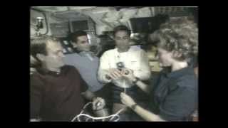 STS-94 Day 13 Highlights