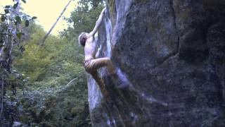 Fontainebleau Bouldering September 2015