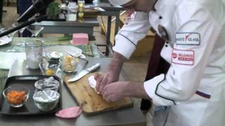 Мастер-класс: «Современные русские блюда. Русские блюда в стиле фьюжен».