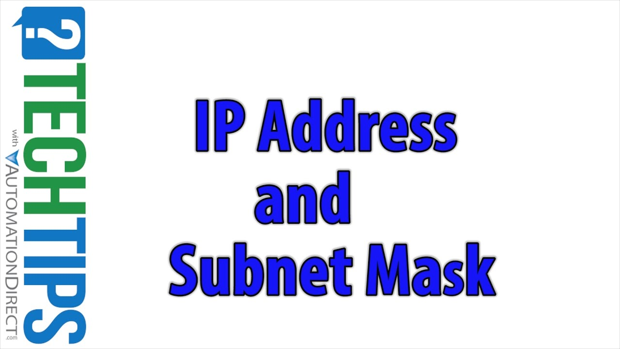ip address basics and subnet mask plc networking basics subnetting automationdirect [ 1280 x 720 Pixel ]