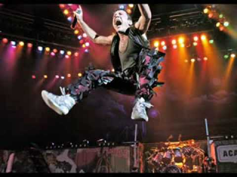 iron maiden we will rock you & smoke on the water