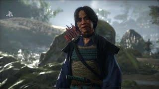 Ghost of Tsushima Gameplay Walkthrough - E3 2018