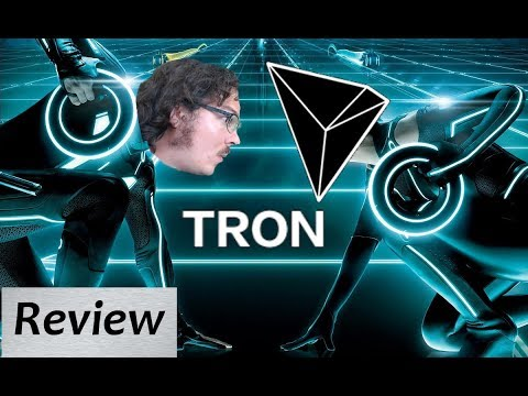 Tron / TRX Review - Blockchain Decentralizing Web 4.0