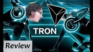 Tron / TRX Review - Blockchain Decentralizing Web 4.0
