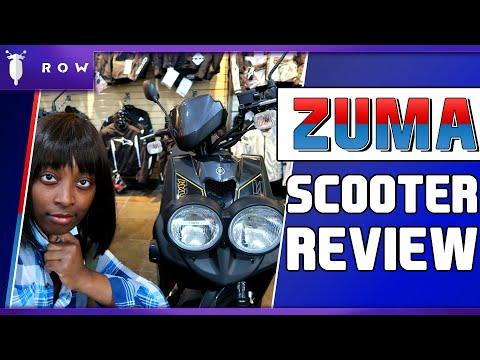 Yamaha Zuma Scooter (USA)
