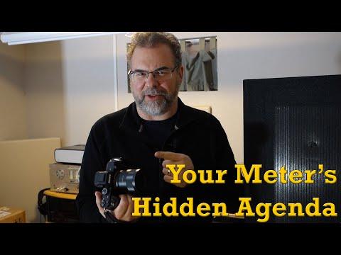 Photo: Your Meter's Hidden Agenda