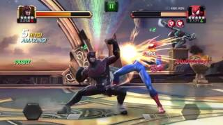 marvel contest of champions catalyst clash arena t4 basic or alpha to build a infinite streak guide