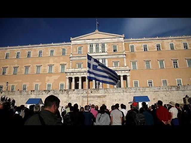 Греция: новые меры повышения госдоходов направлены на суд парламента - economy