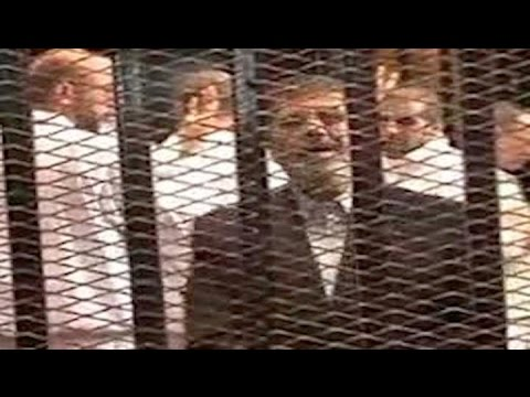 VIDEO: Mohammad Morsi death sentence upheld by Egypt court