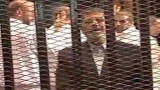 VIDEO: Mohammad Morsi death sentence upheld by Egypt court