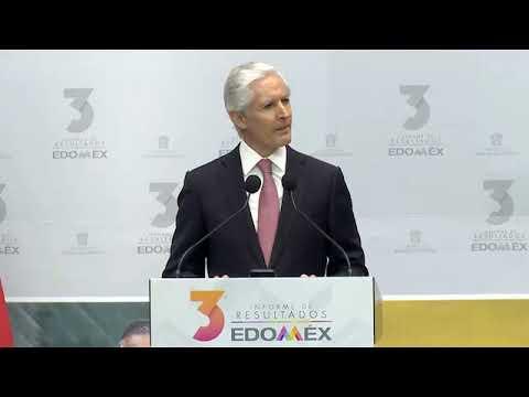 Ante los desafíos, el Edoméx no se detiene y se hace equipo con los mexiquenses: Alfredo Del Mazo