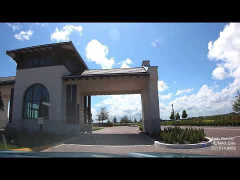 Bridgewater at Viera Driving Tour April 2019 | New Construction Homes for Sale | Viera, FL