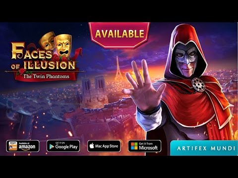 Faces of Illusion [Android/iOS] Gameplay ᴴᴰ