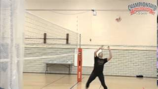 Increase Your Setter's Consistency! - Volleyball 2015 #11