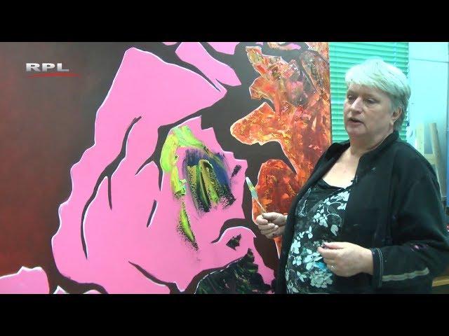 KunsTV: Annemiek Visser - RPL TV Woerden - 29 oktober 2018