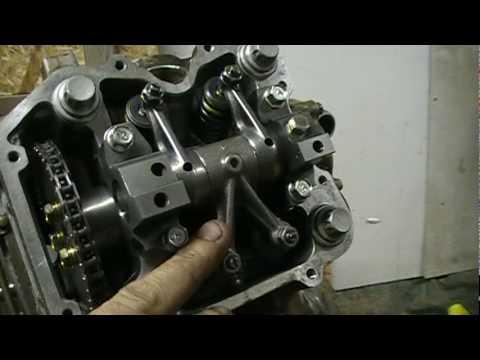 Polaris expedition engine rebuild part 10
