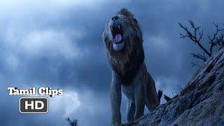 The Lion King (2019) - Simba Return Scene Tamil [15/19] | MovieClips Tamil