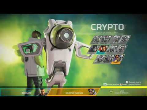 Apex Legends Crypto fr