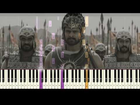 BAAHUBALI 2 Theatrical Piano Cover || Dandaalayyaa (Jay JayKara) & Oka Praanam (Shivam)