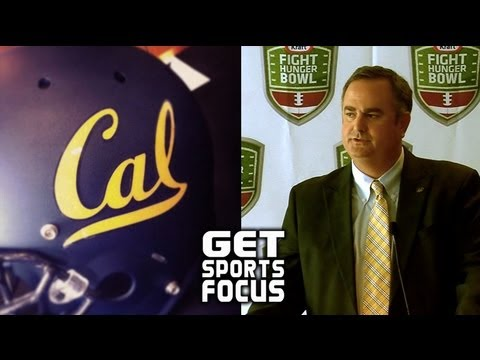 2013 Cal Bears - Coach Sonny Dykes, Freddie Tagaloa and Stefan McClure on GSF Weekly