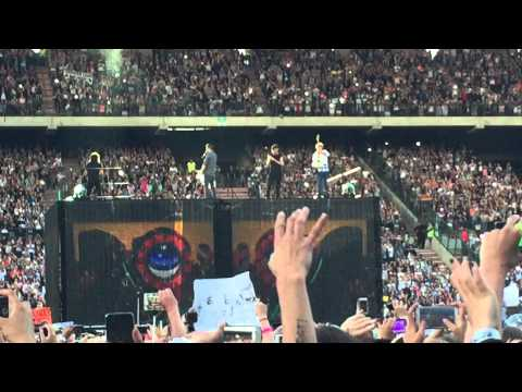 One Direction Full Concert Brussels.