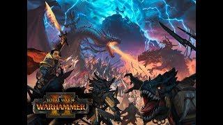 [18+] Шон и Одиночество за Лизардменов в Total War: Warhammer 2 - стрим 6