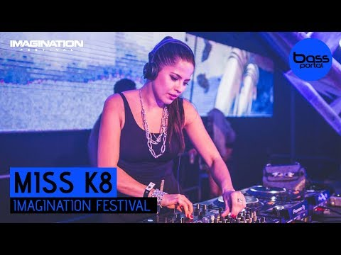 Miss K8 - Imagination Festival 2017 [BassPortal]