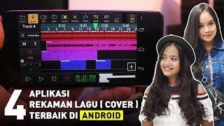 4 Aplikasi Untuk Rekaman Cover Lagu di HP ANDROID Terbaik