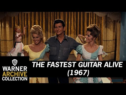 The Fastest Guitar Alive 1967 – Good Time Party