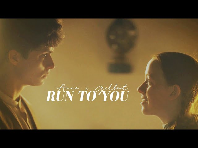 Anne + Gilbert | Run to You