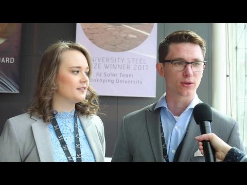 University Steel Prize 2017 winner interview