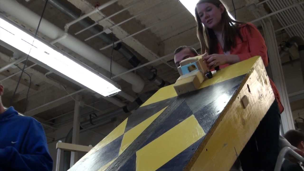 Egg Car Project - YouTube