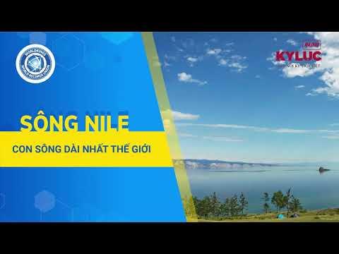 KylucRadio.vn| Sông Nile - Con sông dài nhất thế giới