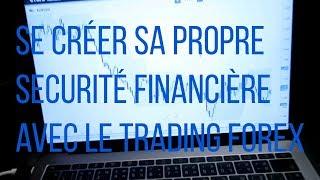Se constituer une sécurité financière avec le trading Forex