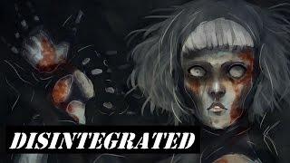 Disintegrated   Speedpaint
