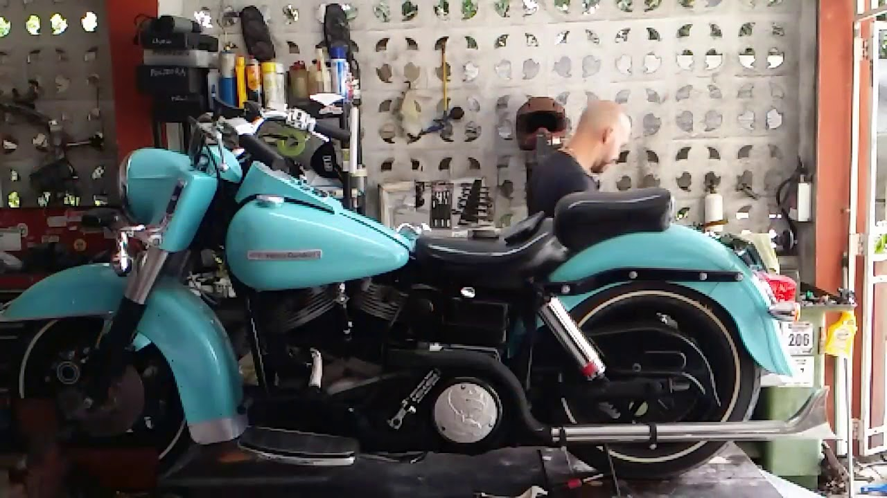 Harley Davidson DYNA ignition
