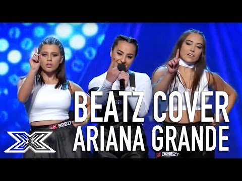 BEATZ's performance of Ariana Grande's 'Problem' | X Factor Global