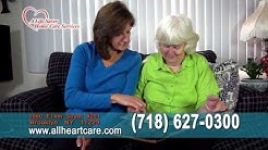 All Heart Home Care - home care agency Brooklyn. (ENG)