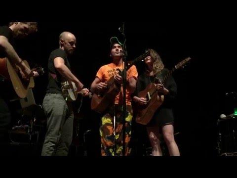 Sufjan Stevens - The Dress Looks Nice on You - Brisbane QPAC 04/03/16