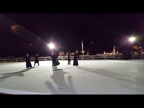 Strawberry Banke Skating