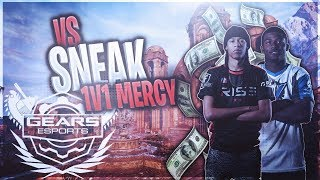 Rise Avexys vs Sneak (1v1 Mercy) [WAGER] GREAT COMEBACK!! Mp3