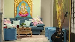 Vipassana Bodyscan Meditation - Körperwahrnehmung, Bodysweep