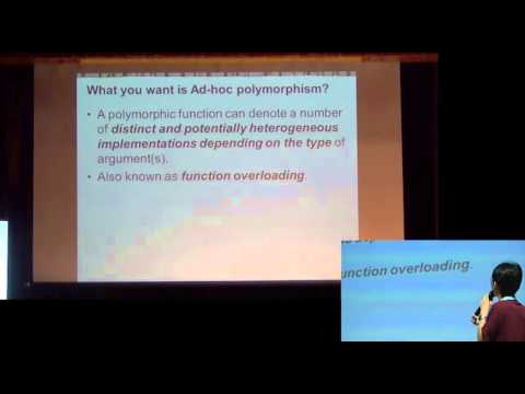 RubyConfTW2014--Justin Lin-Understanding Typing, Understanding Ruby